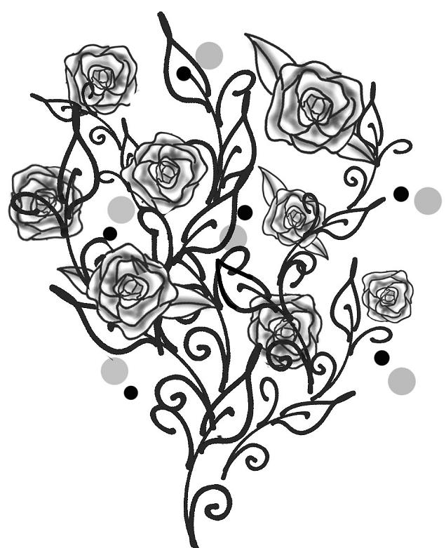 Rose Bushes Drawing Update 2 re Fundraiser